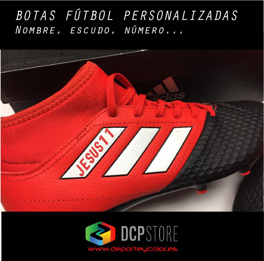 personalizamos tus logo nombrenúmero de botas fútbol f7gbY6yIv