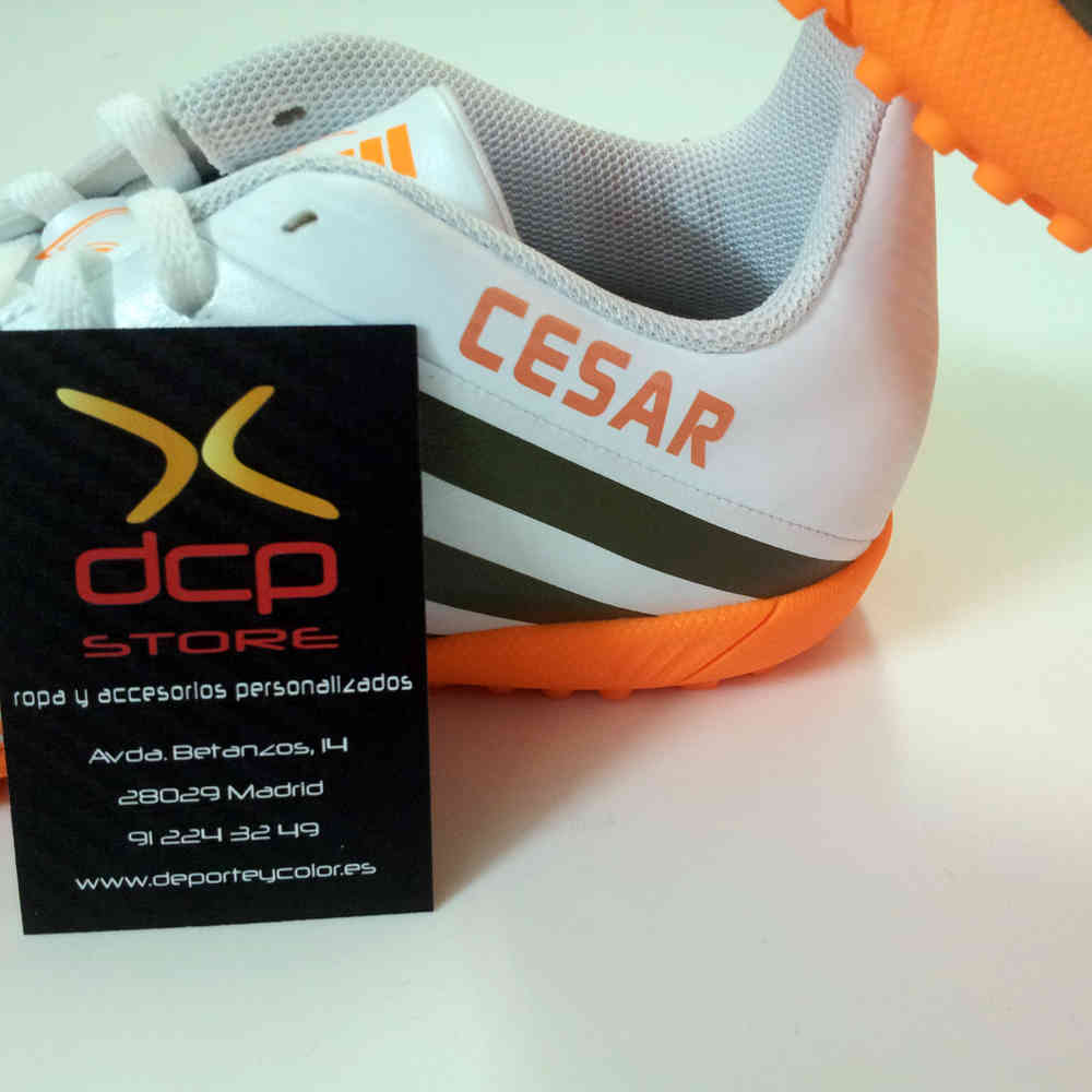 personalización calzado deportivo - ciclismo - fútbol - nombre ... 9c3e9ea1fd897
