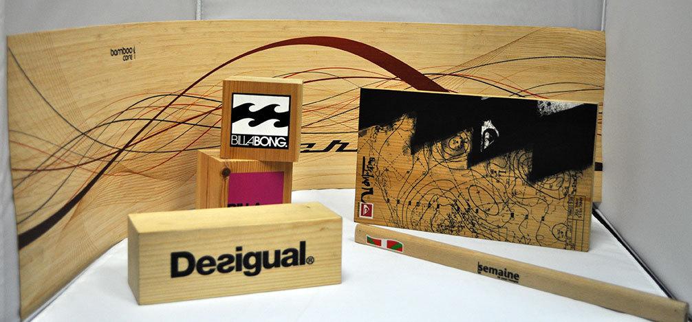 Fabricaci n trofeo personalizado en madera fabricaci n for Fabricacion de bares de madera