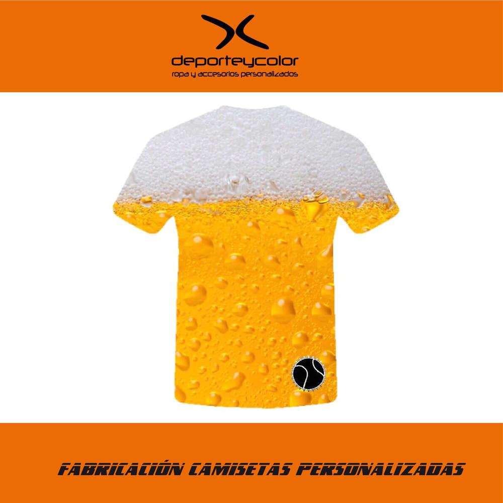 fc31afc59 fabricación camiseta penya impresión completa - peñas - club ...