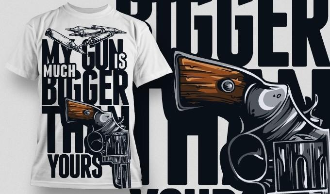 Camiseta premium personalizada de alta calidad impresa a todo color con tu  diseño. f1f06731cf8