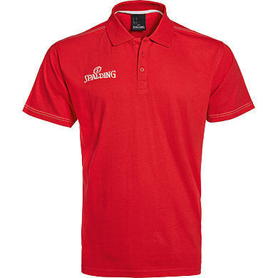 POLO SHIRT SPALDING ENTRENADOR BASKETBALL
