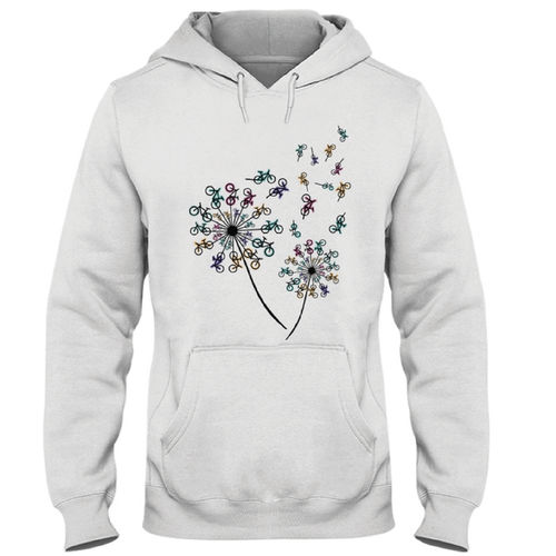 SUDADERA CICLISMO FLOWER MOUNTAIN BIKE PERSONALIZADA