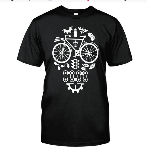 CAMISETA PIEZASSS MOUNTAIN BIKE PERSONALIZADA